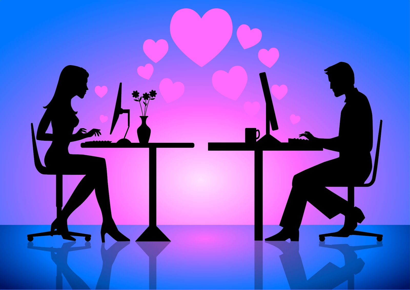 Online speed dating login